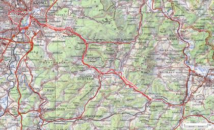地図と鉄道のブログ: