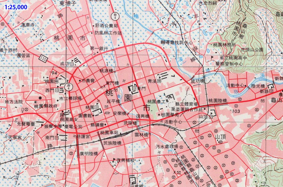 經 建 版 地形 圖 下載